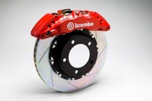 Brembo-red-caliper